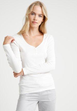 Nattøj trøjer - naturweiss