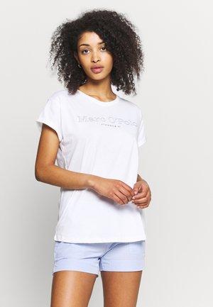 CREW NECK - Camiseta de pijama - weiss