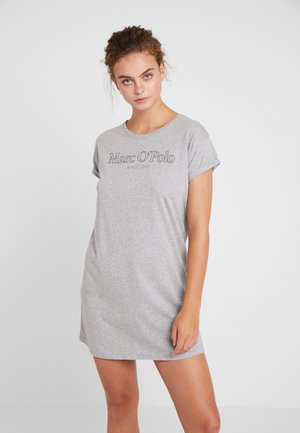 SLEEP CREW NECK - Noční košile - grau