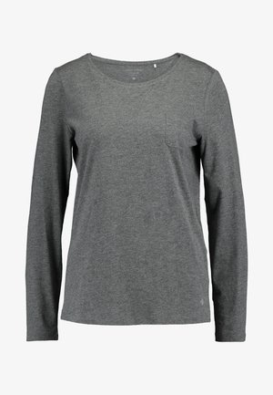 CREW NECK - Pyžamový top - anthrazit
