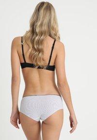 Marc O'Polo - 3 PACK - Panties - black/white - 2