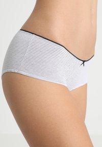 Marc O'Polo - 3 PACK - Panties - black/white - 6