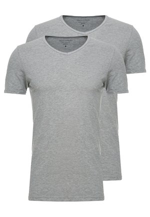 2 PACK - Pyjamapaita - grey