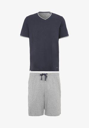 SET - Pyjama - nightblue