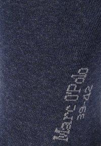 Marc O'Polo - LARSEN SNEAKER 3 PACK - Stopki - jeansblau - 1