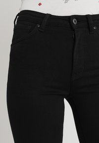 Scotch & Soda - HAUT - Slim fit jeans - stay black
