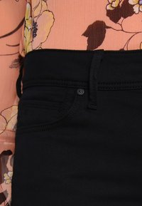 Mavi - OLIVIA - Jeans Straight Leg - double black stretch - 4