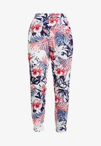 Mavi - ELASTIC WAISTED PANTS - Trousers - hibiscus - 3