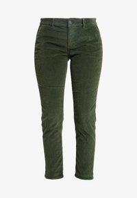 Mavi - SELINA - Pantalon classique - military - 4