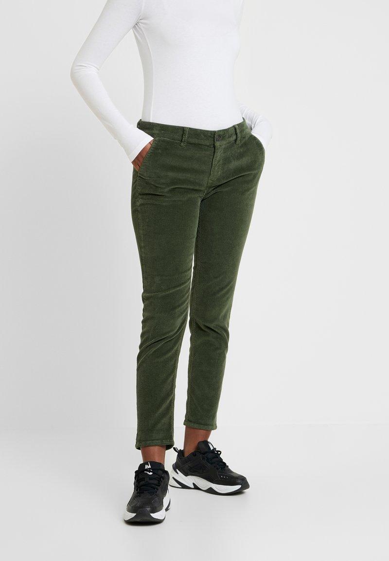 Mavi - SELINA - Pantalon classique - military