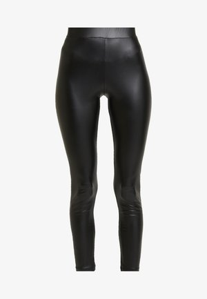 LEGGINGS - Legíny - black