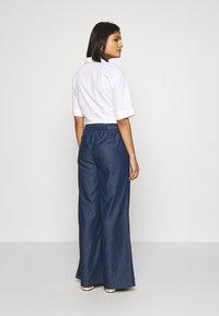 Mavi - FLARE LEG PANTS - Trousers - denim - 2