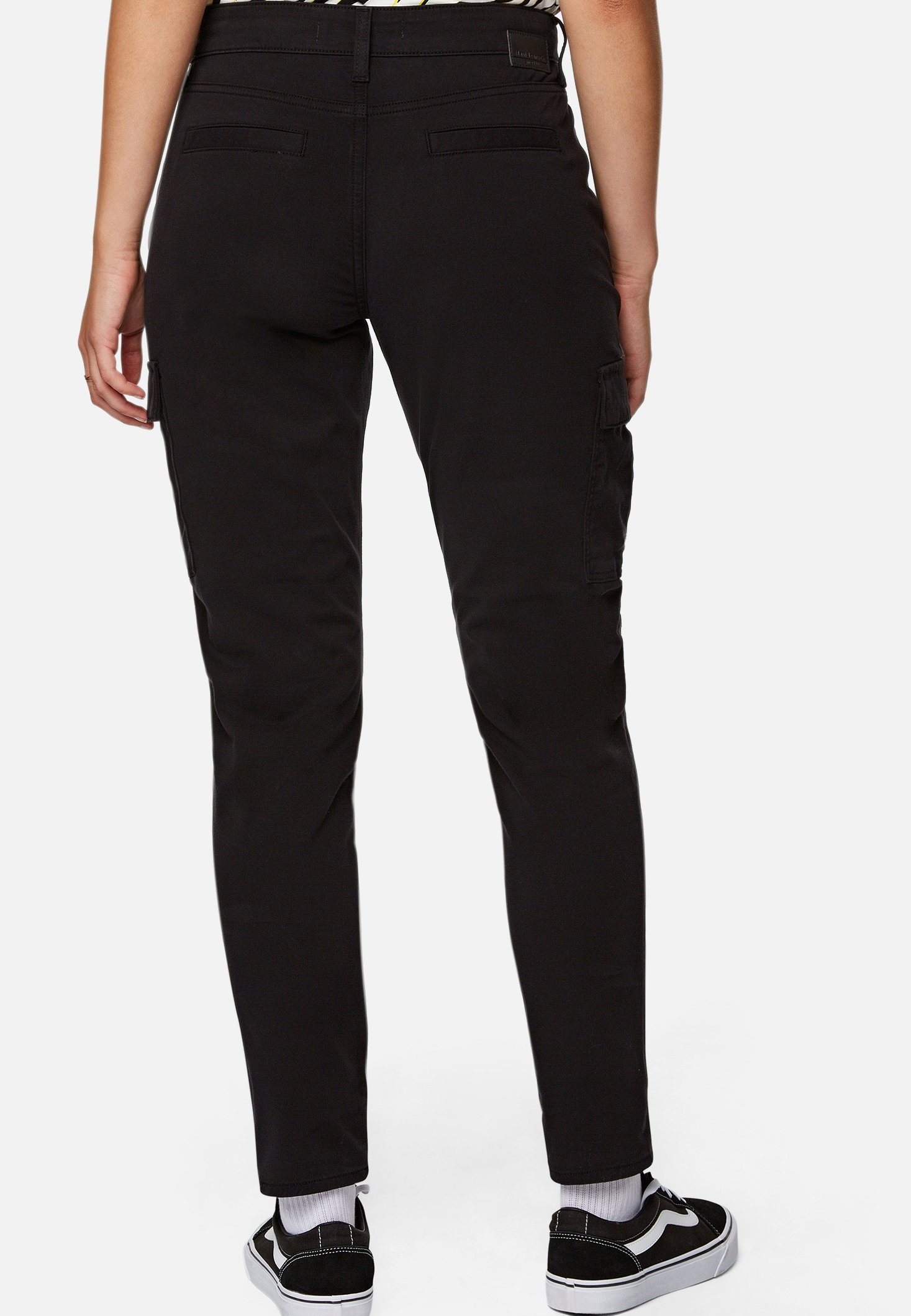 Mavi JULIA - Spodnie materiałowe - black
