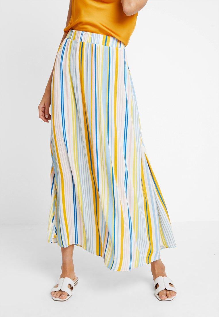 Mavi - LONG SKIRT - Maxi skirt - campanula