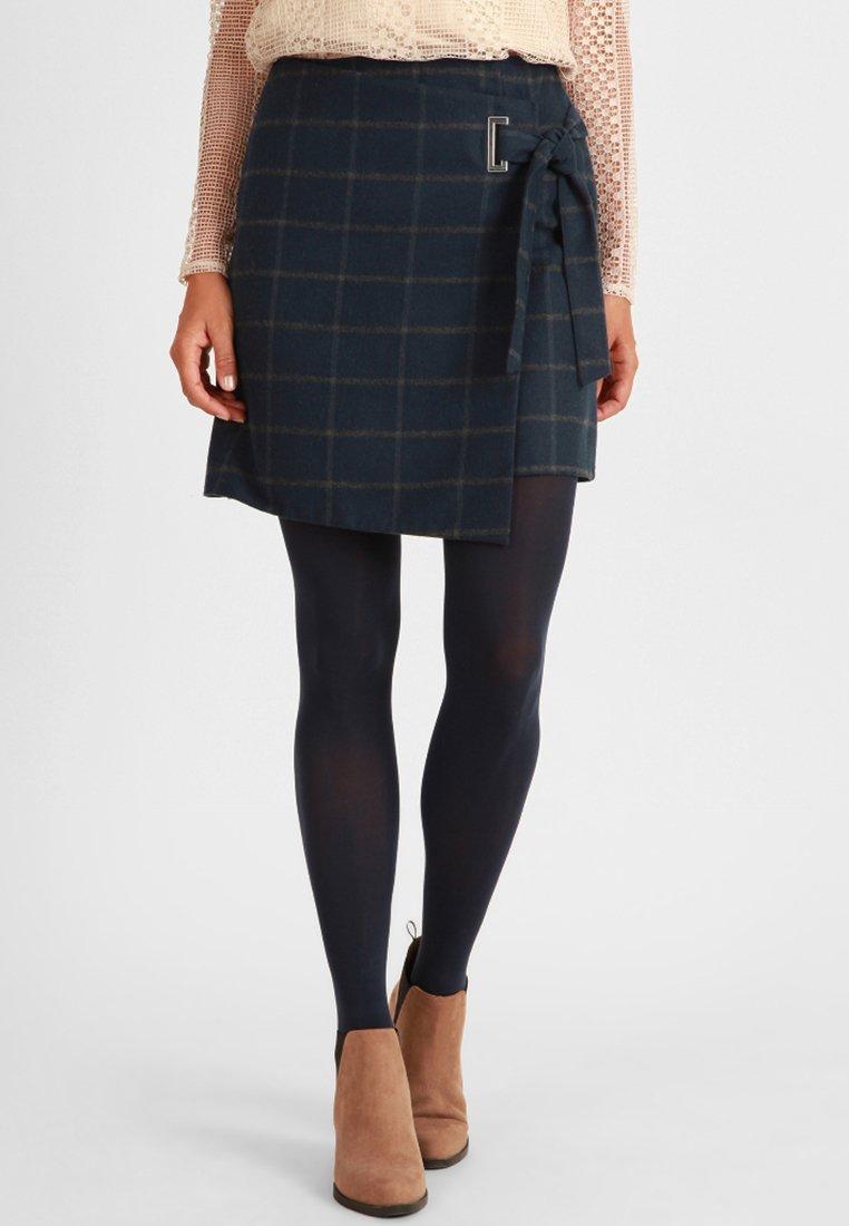 Mavi - Wrap skirt -  blue