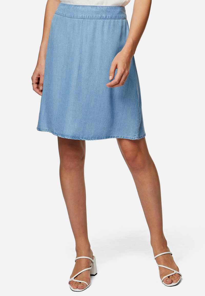 Mavi - A-line skirt - light blue