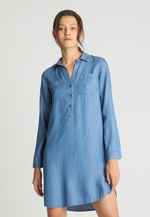 DRESS - Jeanskleid - indigo