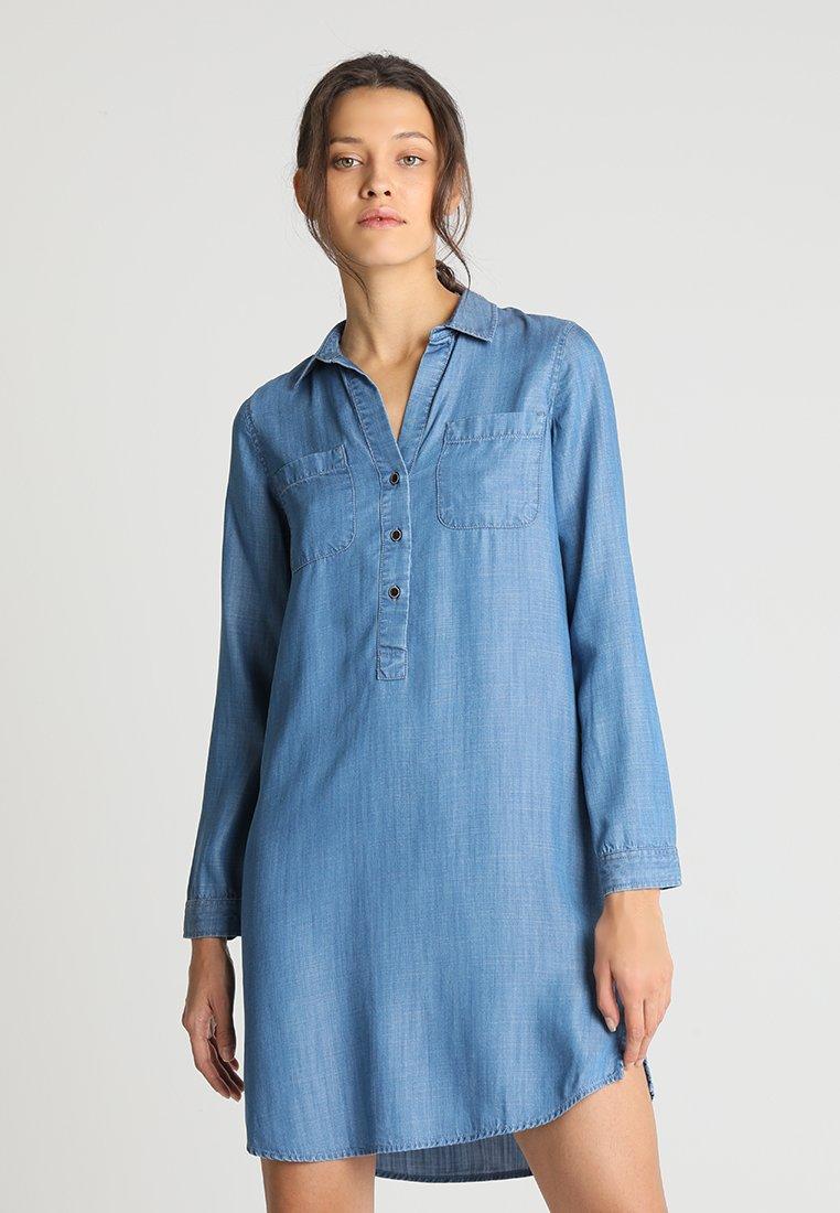 Mavi - DRESS - Denim dress - indigo