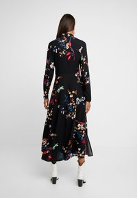 Mavi - PRINTED DRESS - Skjortekjole - black - 3