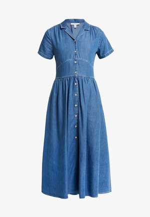 DRESS - Robe en jean - denim
