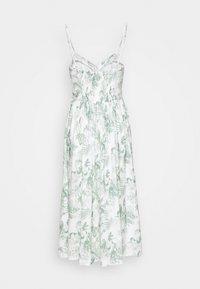 Mavi - BUTTON DRESS - Kjole - antique white - 0