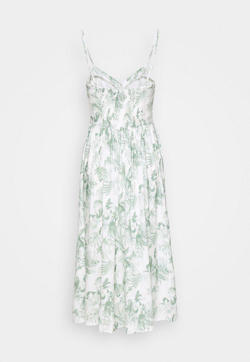 Mavi - BUTTON DRESS - Kjole - antique white