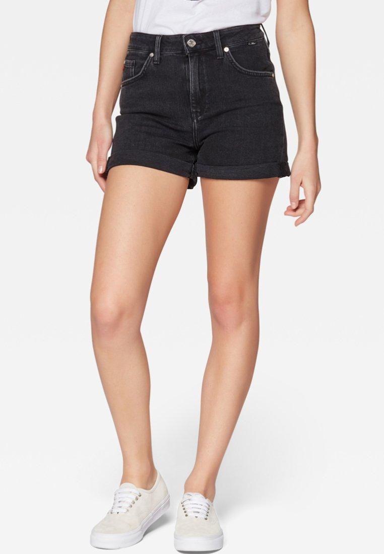 Mavi - ELLA - Jeans Shorts - grey