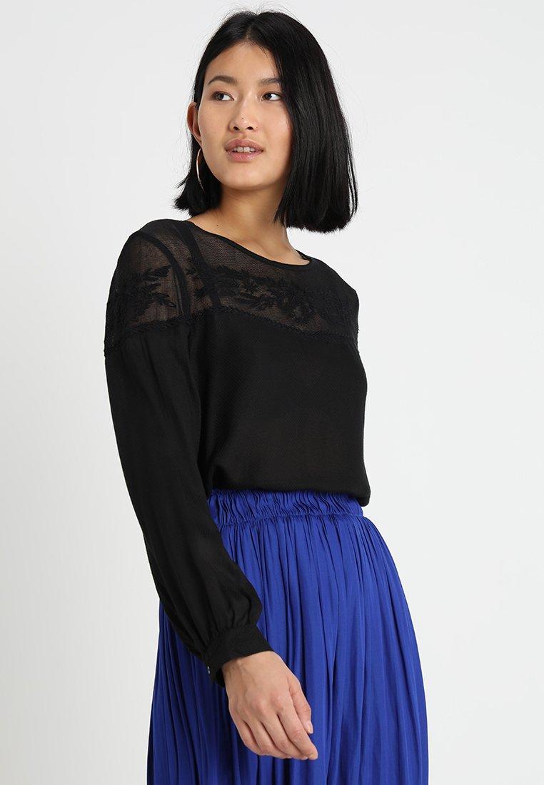 Mavi - BLOUSE - Blouse - black