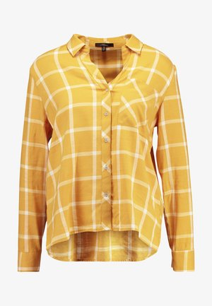 CHECKED - Blouse - mango mojito