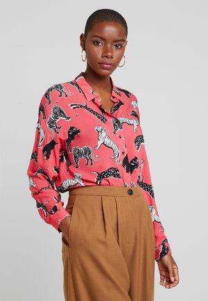 PRINTED - Button-down blouse - lollipop