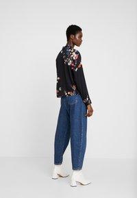 Mavi - PRINTED - Button-down blouse - black - 2
