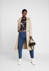 Mavi - PRINTED - Button-down blouse - black - 1