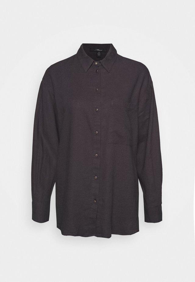 Košile - obsidian