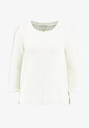 LONG SLEEVE  - Jumper - antique white