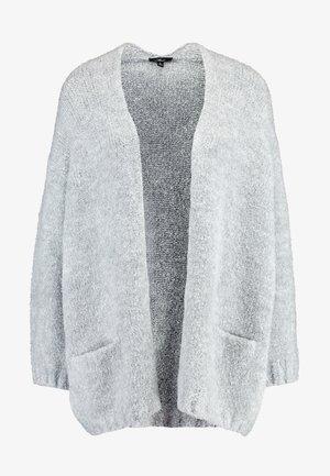 POCKET CARDIGAN - Gilet - light grey melange