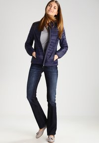Mavi - BELLA - Bootcut jeans - rinse miami stretch - 2