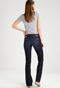 Mavi - BELLA - Bootcut jeans - rinse miami stretch - 3