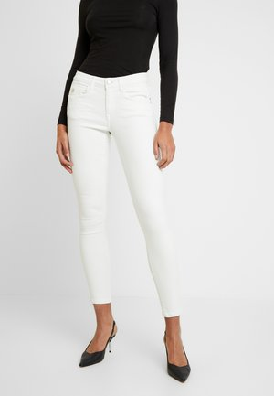 ADRIANA - Jeans Skinny Fit - off white washed down
