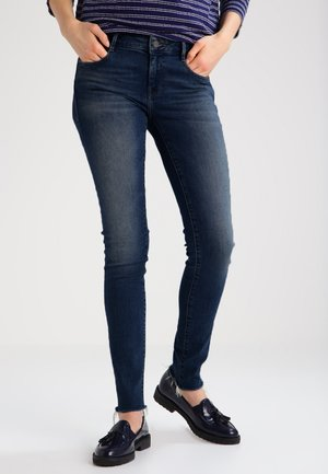 ADRIANA - Jeans Skinny Fit - fringe sunset