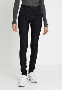 Mavi - LUCY - Jeans Skinny Fit - rinse milan - 0