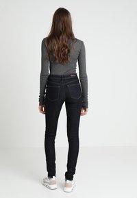Mavi - LUCY - Jeans Skinny Fit - rinse milan - 3