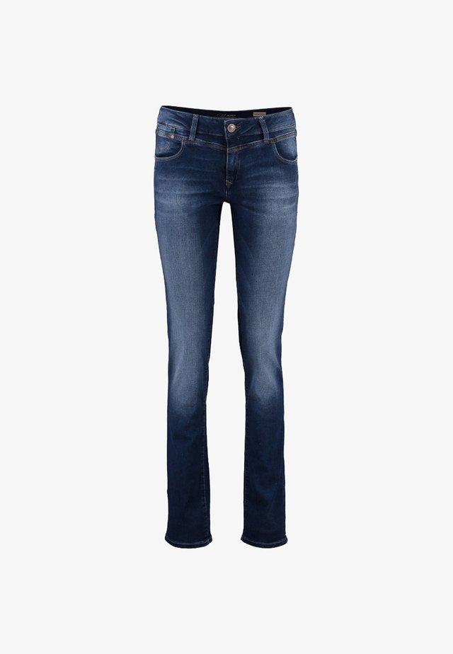 SOPHIE - Slim fit jeans - blue