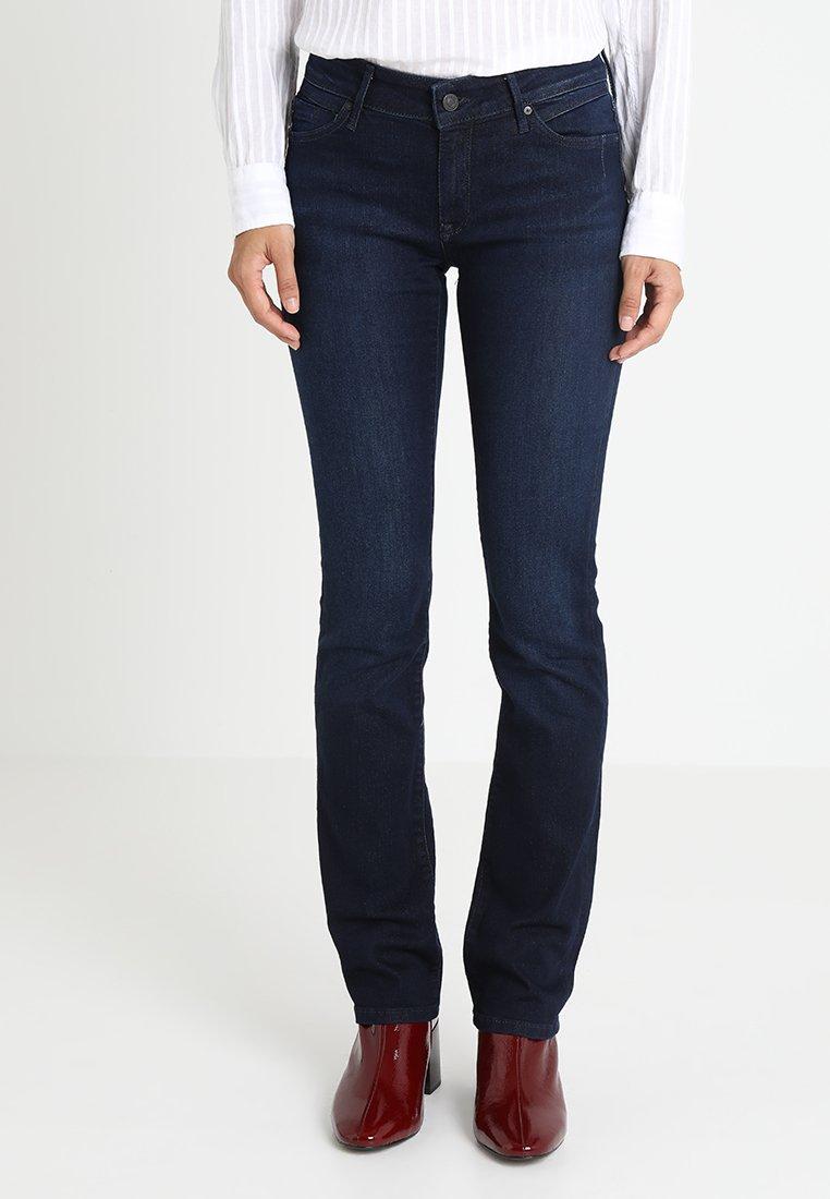 Mavi - OLIVIA - Straight leg jeans - ink