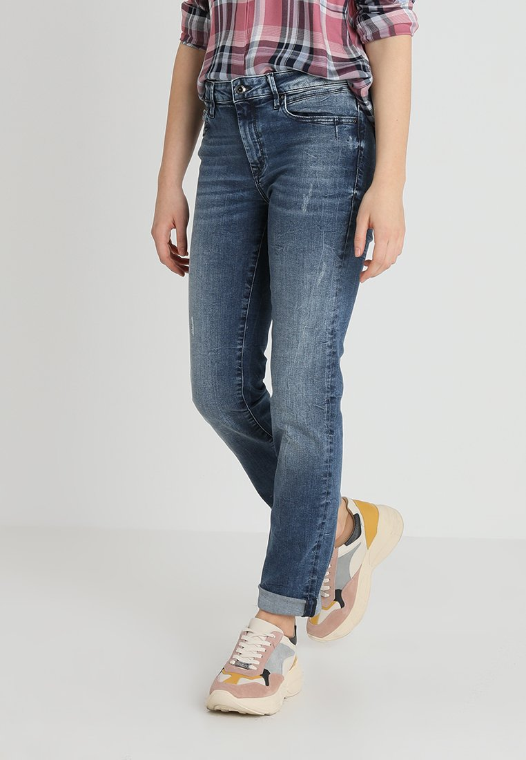 Mavi - DARIA - Jeans Straight Leg - blue denim