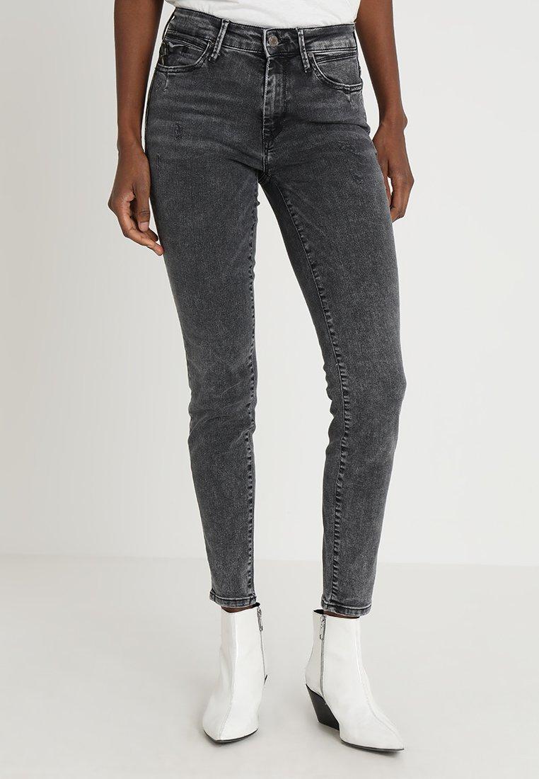 Mavi - TESS - Jeans Skinny Fit - random grey glam