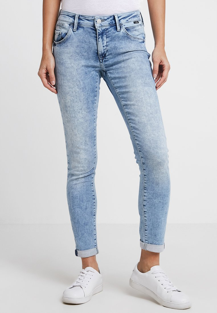 Mavi - LEXY - Jeans Skinny Fit - lt random sporty
