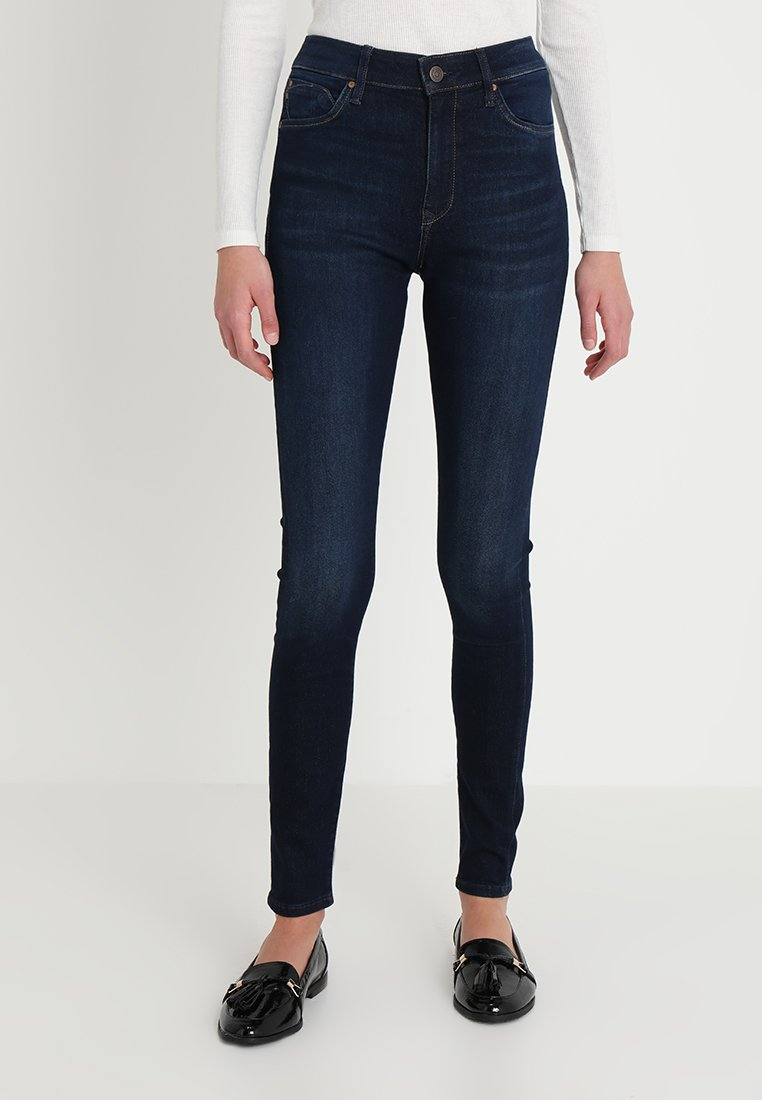 Mavi - LUCY - Jeans Skinny Fit - dark-blue denim