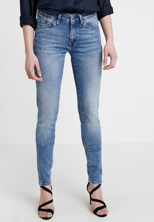 ADRIANA - Jeans Skinny Fit - ice blue glam