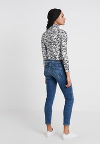 Mavi - ADRIANA ANKLE - Jeans Skinny Fit - random shaded glam - 2