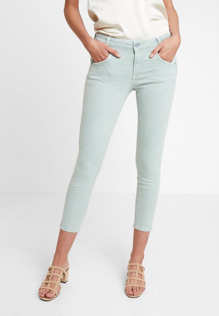 Mavi - ADRIANA ANKLE - Jeans Skinny Fit - blue washed denim